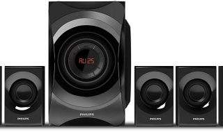 Philips home theater system india